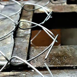 рабица загнутые крючки