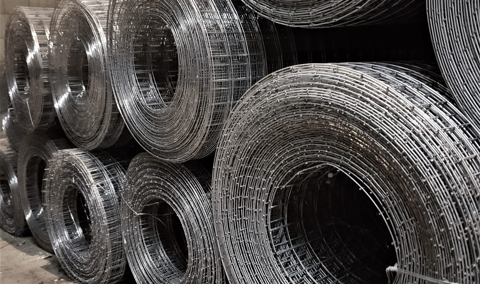 штукатурная сетка в рулонах на складе